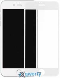 Baseus Silk-screen 3D Arc Protective Film For iPhone 6 Plus/ 6S Plus White (SGAPIPH6SP-B3D02)