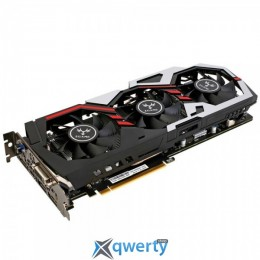 Colorful GeForce GTX 1070 8GB (1569/8008Mhz) 256bit GDDR5 3xDP/DVI/HDMI GPU Code GP104 (N1070-85M-UT2) купить в Одессе