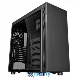 Thermaltake Suppressor F51 Tempered Glass Edition Black (CA-1E1-00M1WN-03)