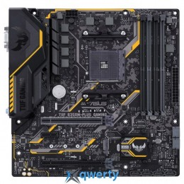 Asus TUF B350M-Plus Gaming (sAM4, AMD B350, PCI-Ex16)