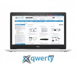 Dell Inspiron 5570(0589V)8GB/256SSD+1TB/Win10/White
