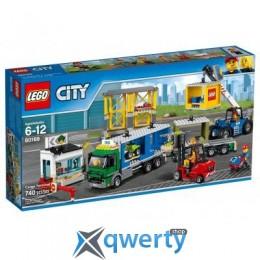 LEGO City Грузовой терминал (60169)