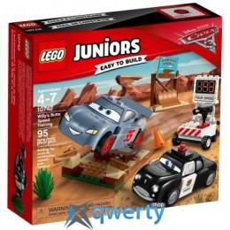 LEGO Juniors Тренировочный полигон Вилли Бутта (10742)