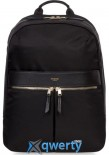 Knomo Beauchamp Backpack Black 14 Black (KN-119-401-BLK)