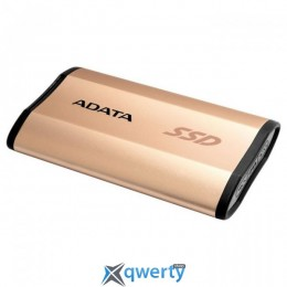 ADATA SE730H Gold 256GB USB-C (ASE730H-256GU31-CGD)