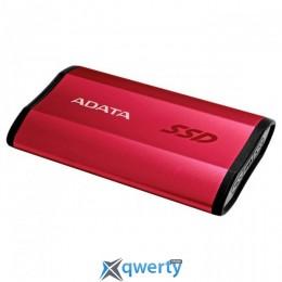 ADATA SE730H Red 256GB USB-C (ASE730H-256GU31-CRD)