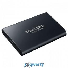SAMSUNG T5 Black 2TB USB-C (MU-PA2T0B/WW)