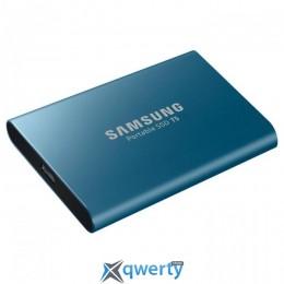 SAMSUNG T5 Blue 500GB USB-C (MU-PA500B/WW)