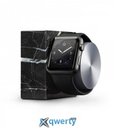 Native Union Dock for Apple Watch Marble Edition (DOCK-AW-MB-BLK)