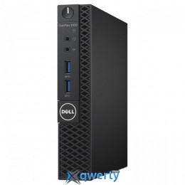 DELL OptiPlex 3050 Micro (210-MF3050-I5W-S-2)