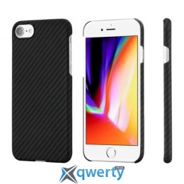 Pitaka Aramid Case Black/Grey for iPhone 8/7 (K17001)