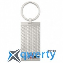 Брелок BMW M Stainless Steel Key Ring Pendant (80272410928)