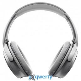 BOSE QUIETCOMFORT 35 WIRELESS HEADPHONES || SILVER (789564-0020)