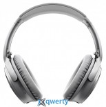 BOSE QUIETCOMFORT 35 WIRELESS HEADPHONES || SILVER (789564-0020)
