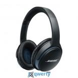 BOSE SOUNDLINK AROUND-EAR WIRELESS HEADPHONES II BLACK (WW741158-0010)