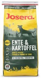 Josera Dog Ente & Kartoffel без злаков для взрослых собак 4 кг