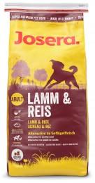 Josera Dog Lamb & Rice с ягненком и рисом 4 кг