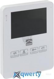 Видеодомофон DOM DS-4W