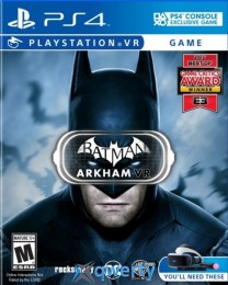 VR Batman
