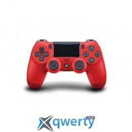 Джойстик DualShock 4 V2 Red