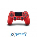 Джойстик DualShock 4 V2 Red