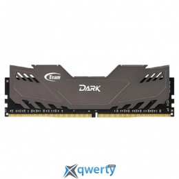 DDR4 4GB 2400 MHZ DARK GRAY TEAM (TDGED44G2400HC1401)