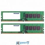 DDR4 8GB (2X4GB) 2400 MHZ PATRIOT (PSD48G2400K)