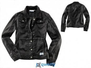 Женская куртка Denim, Lady, Black (Р.L)(76 89 8 352 989)