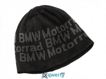 Вязаная шапка BMW Motorrad, Black (76 61 8 352 873)