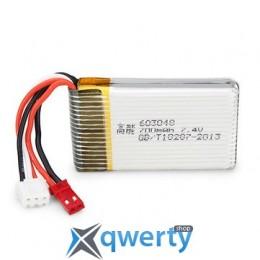 Аккумулятор 7.4V 700mAh MJX для X600, X601H