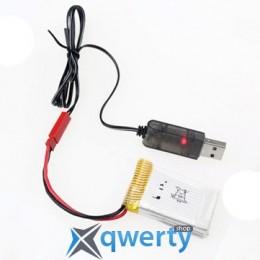JXD зарядное устройство 500мАч JST коннектор для 509W