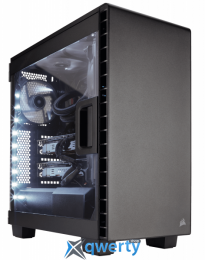 Corsair Carbide Clear 400c Black (CC-9011081-WW)