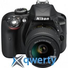 Nikon D3300 kit AF-P 18-55mm VR