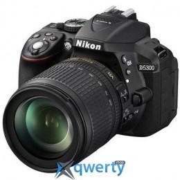 Nikon D5300 18-105mm VR Black Kit