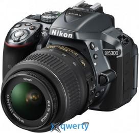 Nikon D5300 Kit 18-55mm VR (Black)