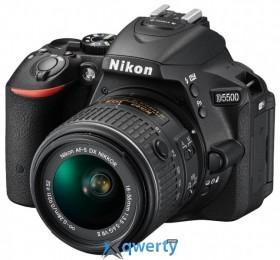 Nikon D5500 kit 18-55mm VR