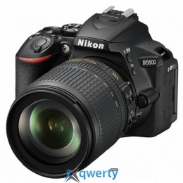 Nikon D5600 + AF-S 18-105 VR Kit (VBA500K003)