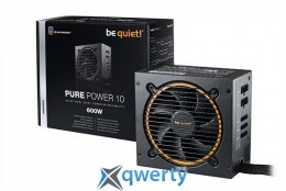 be quiet! PURE POWER 10 | 600W CM(BN278)