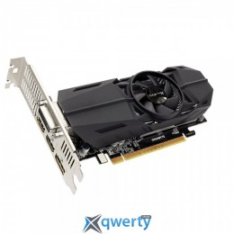 GIGABYTE GeForce GTX 1050 Ti OC Low Profile 4G (GV-N105TOC-4GL)