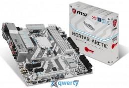 MSI B250M MORTAR ARCTIC (s1151, Intel B250, PCI-Ex16)