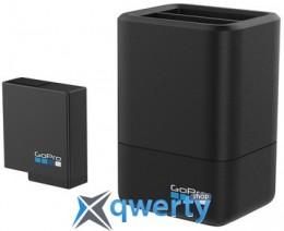 Зарядное устройство Dual Battery Charger + Battery ( HERO5 Black) (AADBD-001-RU)
