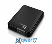 WD Elements Portable 1,5TB black USB 3.0 (WDBU6Y0015BBK-EESN)