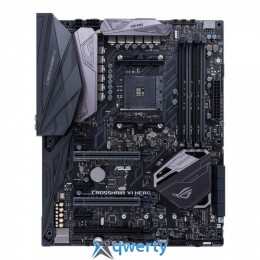 Asus Crosshair VI Hero (sAM4, AMD X370, PCI-Ex16)