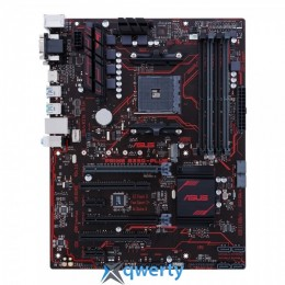 Asus Prime B350-Plus (sAM4, AMD B350, PCI-Ex16)