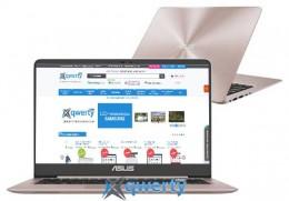 Asus ZenBook UX410UQ (UX410UQ-GV047R) (90NB0DK2-M00710) Rose Gold