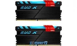 GeIL EVO X 8GB (2 x 4GB)  SDRAM DDR4 3000 (PC4 24000)  (GEX48GB3000C15ADC)