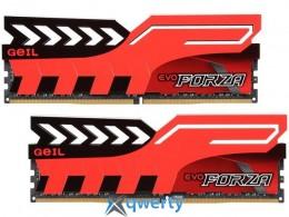 GeIL Forza 16GB (2 x 8GB) SDRAM DDR4 3200 (PC4-25600) (GFR416GB3200C16DC)