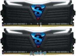 GeIL Super Luce 16GB (2x8GB) DDR4 2400MHz (PC4-19200) (GLW416GB2400C16DC)