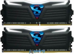GeIL Super Luce 8GB (2x4GB) DDR4 2400MHz (PC4-19200) (GLW48GB2400C16DC)