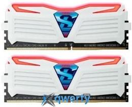 GeIL Super Luce 8GB (2x4GB) DDR4 2400MHz (PC4-19200) (GLWR48GB2400C16DC)